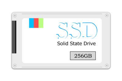 SSD illust