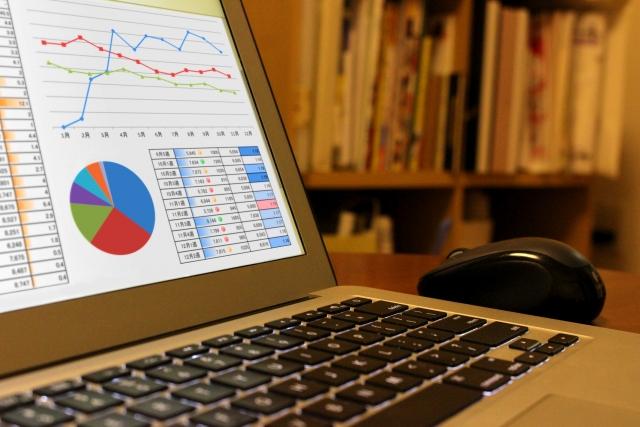 Laptopで資料作成