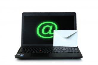 メールの設定